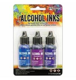 Tim Holtz · Ranger Ranger • Tim Holtz Alcohol Inks Cobald Boysenberry Vineyard