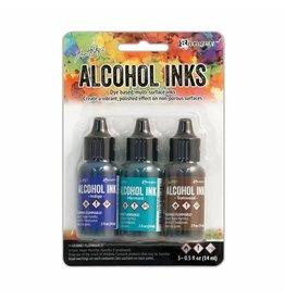 Tim Holtz · Ranger Ranger • Tim Holtz Alcohol Inks Mariner