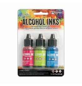 Tim Holtz · Ranger Ranger • Tim Holtz Alcohol Inks Dockside Picnic