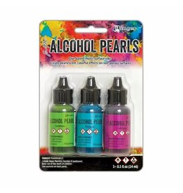 Tim Holtz · Ranger Ranger • Tim Holtz Alcohol Pearls Kit #2