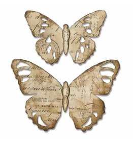 Sizzix Sizzix • Bigz die Tattered butterfly
