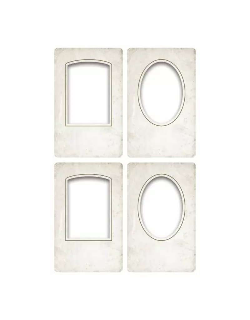 Tim Holtz · Advantus Advantus • Idea-ology collage frames 2designs