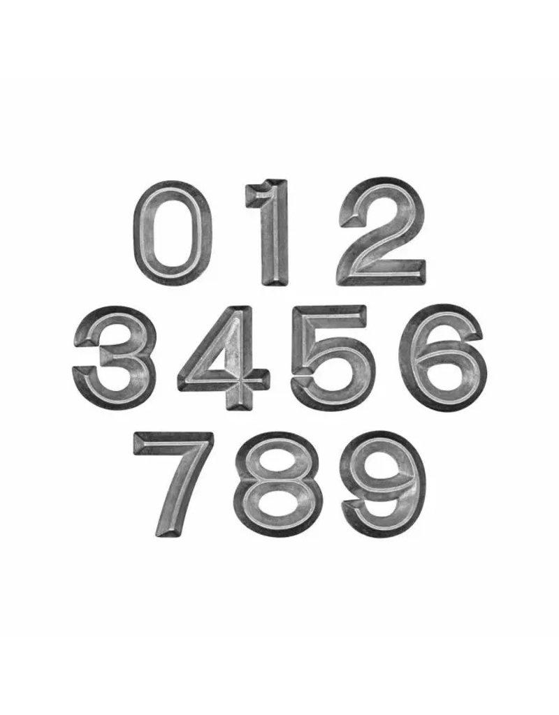 Tim Holtz · Advantus Advantus • Idea-ology metal numbers numeric