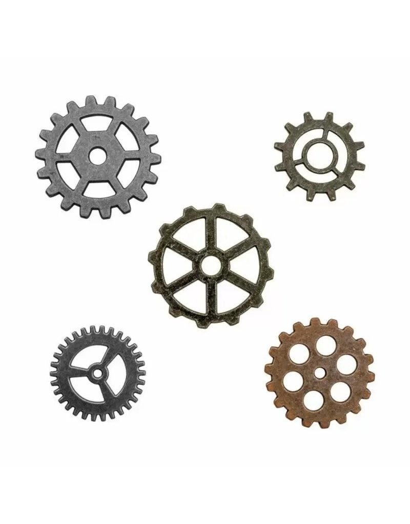 Tim Holtz · Advantus Advantus • Idea-ology Gadget gears