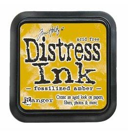 Tim Holtz · Ranger Ranger • Tim Holtz Distress ink pad Fossilized amber