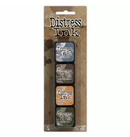 Tim Holtz · Ranger Ranger • Tim Holtz Distress mini ink pad kit 9