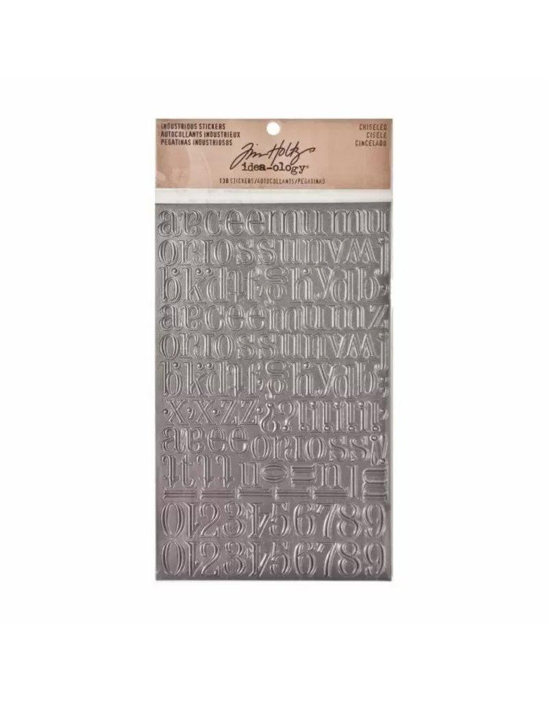 Tim Holtz · Advantus Advantus • Idea-ology industrious stickers chiseled