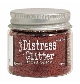 Tim Holtz · Ranger Ranger • Distress glitter 18g Fired brick