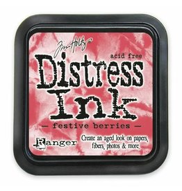 Tim Holtz · Ranger Ranger • Tim Holtz Distress ink pad Festive berries
