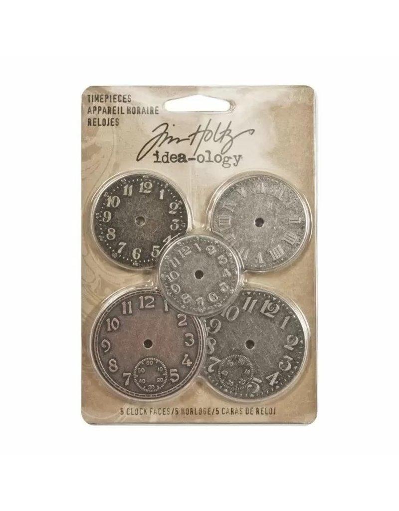 Tim Holtz · Advantus Advantus • Idea-ology Timepieces antique 5pcs