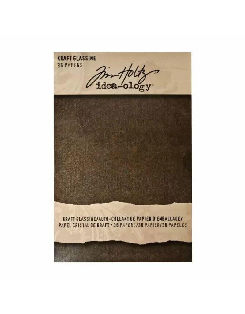 Tim Holtz · Advantus Advantus • Idea-ology Kraft glassine stash 3