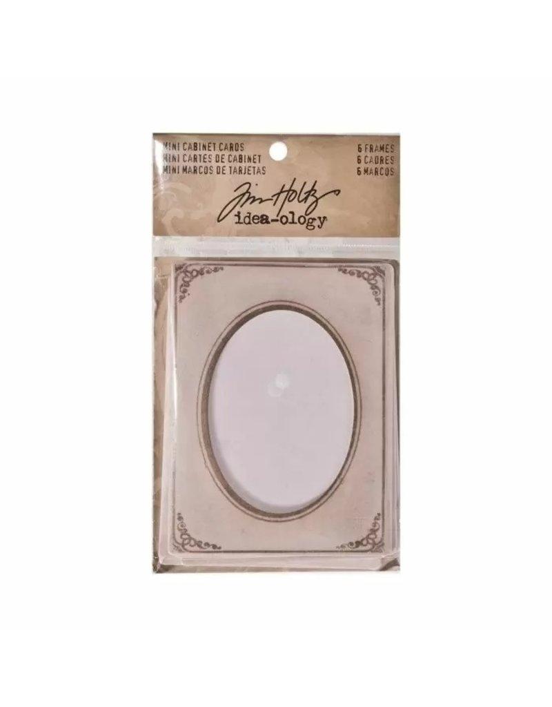 Tim Holtz · Advantus Advantus • Idea-ology mini cabinet cards