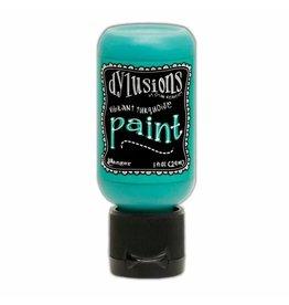 Tim Holtz · Ranger Ranger • Dylusions Flip cup paint Vibrant turquoise