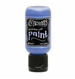 Tim Holtz · Ranger Ranger • Dylusions Flip cup paint Periwinkle blue
