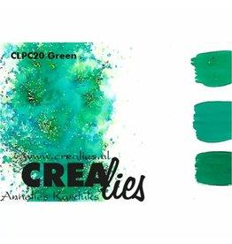 Crealies Crealies • Pigment Colorzz Groen