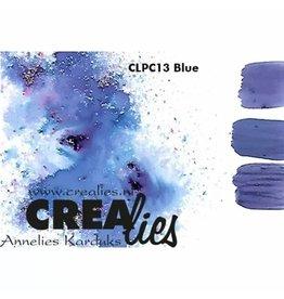 Crealies Crealies • Pigment Colorzz Blauw