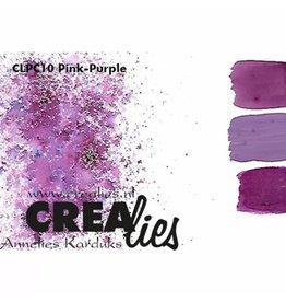 Crealies Crealies • Pigment Colorzz Paars-Rose