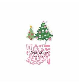 Marianne Design Marianne Design • Collectables snij-embossstencil Eline's Kerstboom
