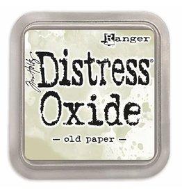 Tim Holtz · Ranger Ranger • Tim Holtz oxide ink pad Old paper