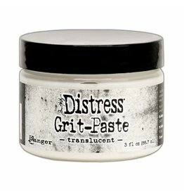 Tim Holtz · Ranger Ranger • Distress Grit Paste Translucent