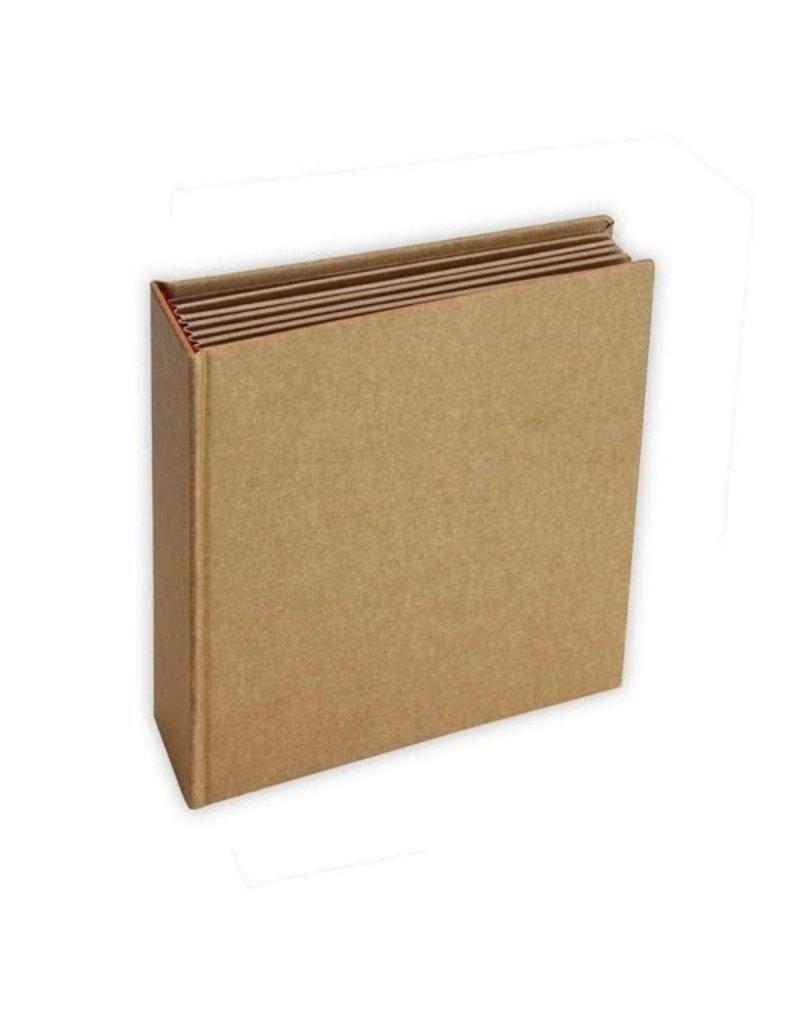 Stamperia Cardboard album 20x20x5 cm.