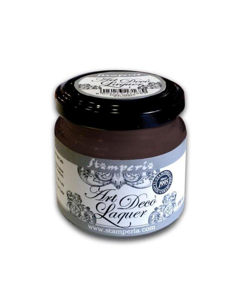 Stamperia Art Déco Laquer - acrylic enamel 100ml Chestnut