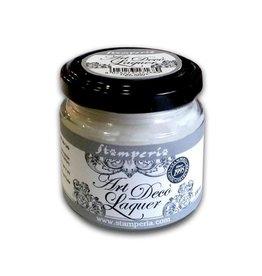 Stamperia Art Déco Laquer - acrylic enamel 100ml Pure white