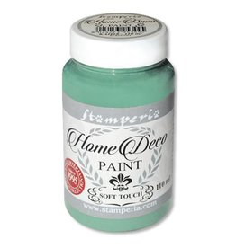 Stamperia Home Deco Soft Color 110ml - Arsenic