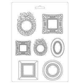 Stamperia Soft Mould A4 - Frames