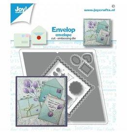 Joy!Crafts Joy!Crafts • Snij- embosmal Envelop
