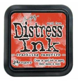 Tim Holtz · Ranger Ranger • Tim Holtz distress ink pad Crackling Campfire