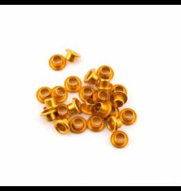 Vaessen Creative Vaessen Creative • Eyelets Metallic 3,2mm Orange 25pcs