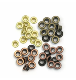 We R Memory Keepers We R Memory Keepers • Standard eyelets Warm copper 48pcs