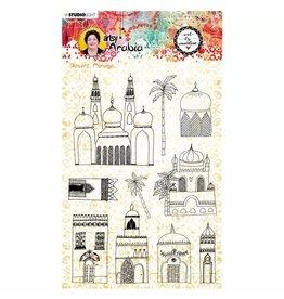 Studio Light Studio Light • Artsy Arabia clear stamp 148x210mm nr.58
