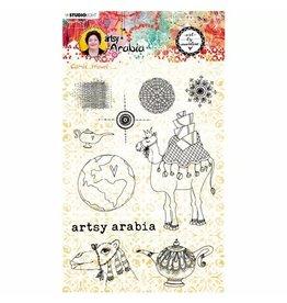 Studio Light Studio Light • Artsy Arabia clear stamp 148x210mm nr.60