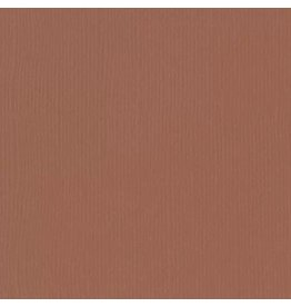 Florence • Cardstock texture 30,5x30,5cm Umber