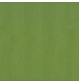 Florence • Cardstock texture 30,5x30,5cm Olive