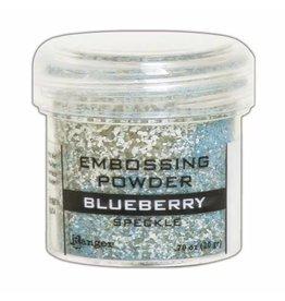 Tim Holtz · Ranger Ranger • Embossing powder speckle blueberry