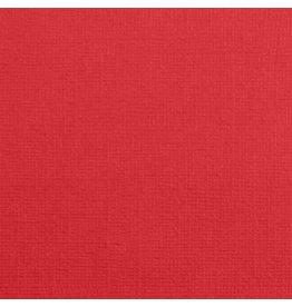 Florence • Cardstock texture 30,5x30,5cm Poppy