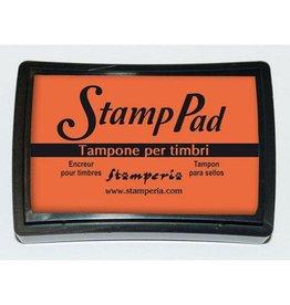 Stamperia Small pigment pad hot orange