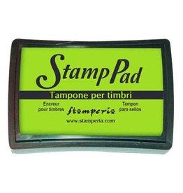 Stamperia Big pigment pad lime