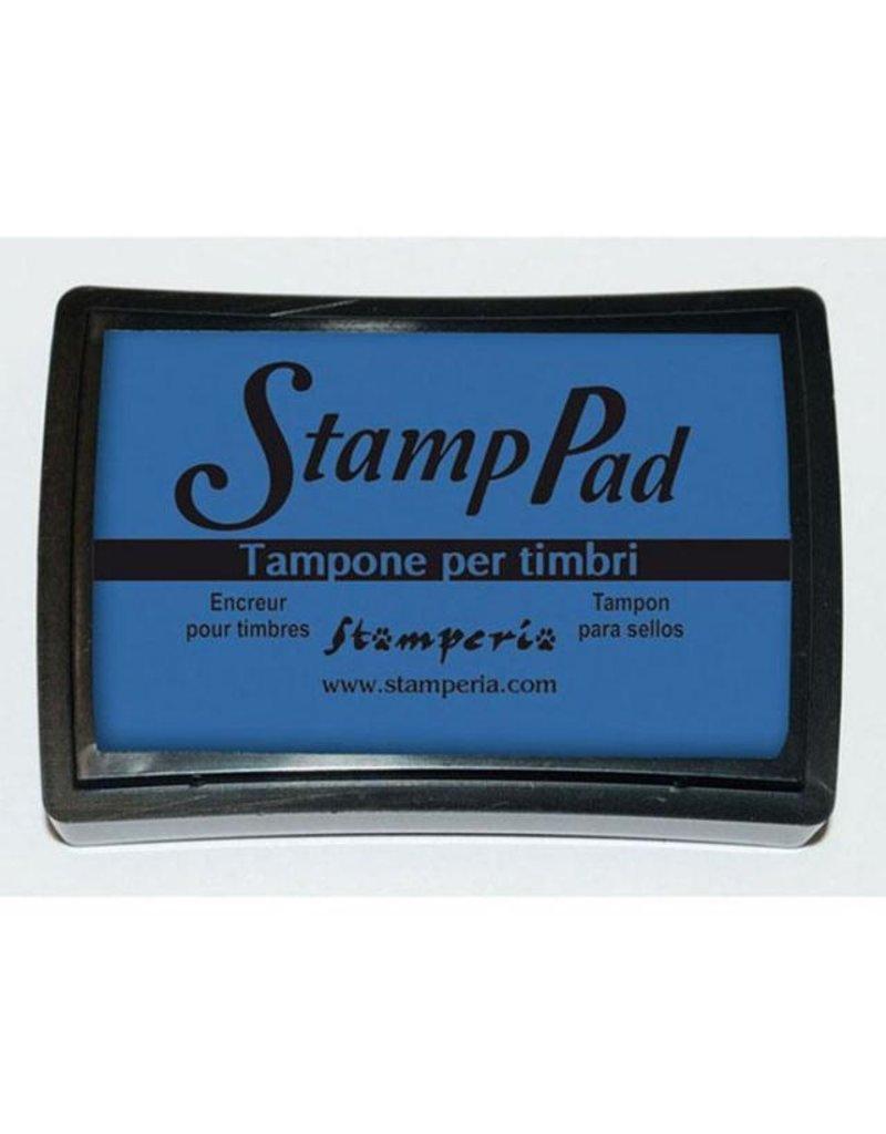 Stamperia Big pigment pad blue