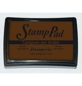 Stamperia Big pigment pad brown