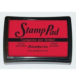 Stamperia Big pigment pad red