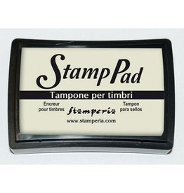 Stamperia Small pigment pad ivory