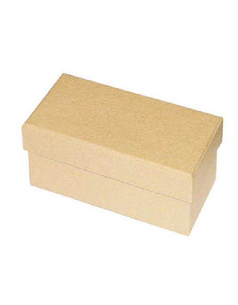 Stamperia *Cardboard rectangular box cm. 14x7x5 h.