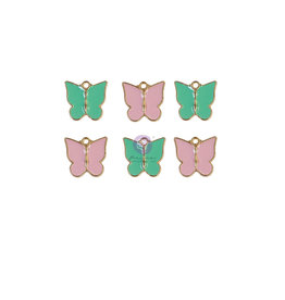 Prima Marketing My Sweet Collection Charms - 6 pcs / metal