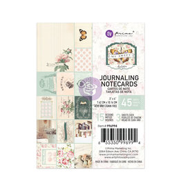 Prima Marketing My Sweet Collection 3X4 Journaling Cards - 45 sheets / paper pad