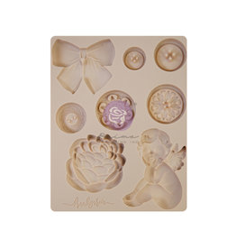 Prima Marketing Magic Love Collection Silicone Mould - 1 pc, 3.5x4.5 in / silicone
