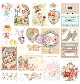 Prima Marketing Magic Love Collection Ephemera - 33 pcs / paper